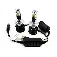 Лампы светодиодные ALed R H7 5000K 4000 Lm (2шт)