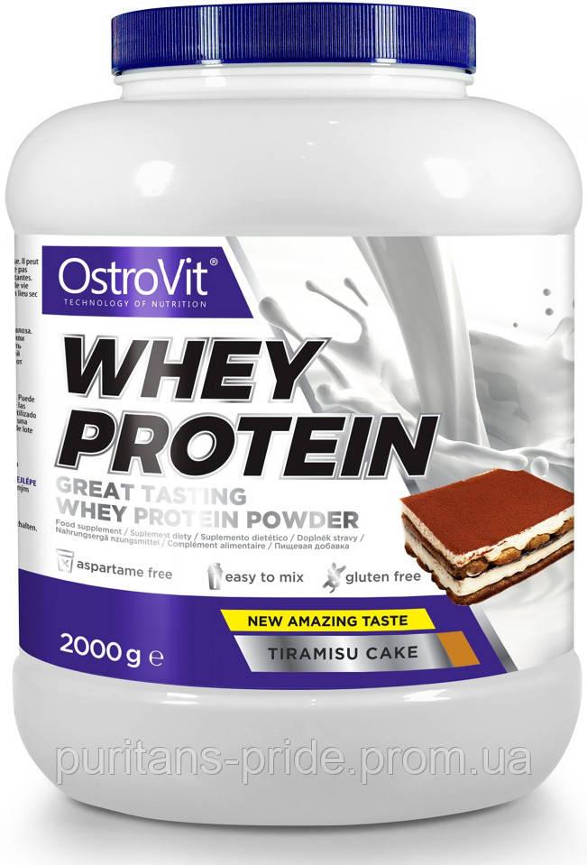 Сироватковий протеїн OstroVit Whey Protein 2000g