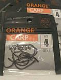 Коропові гачки Orange carp #4, фото 5