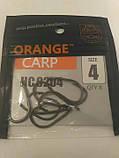 Карповые крючки Orange carp #4, фото 4