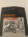 Коропові гачки Orange carp #4, фото 3