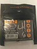 Коропові гачки Orange carp #4, фото 2