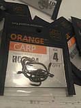 Коропові гачки Orange carp #4, фото 4