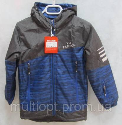 Куртка детская демисезонная 8-16