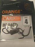 Карповые крючки Orange carp #4, фото 3