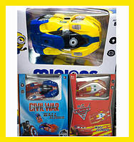 Антигравитационная машинка WALL CLIMBER R/C