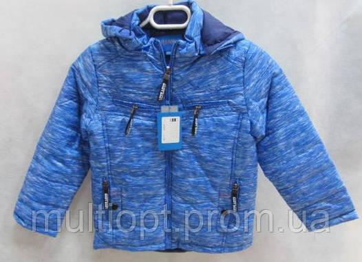 Куртка детская демисезонная 110-134