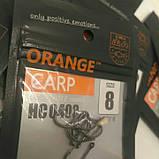 """Крючки для рыбалки ,,Orange carp"""" #8, фото 4"""
