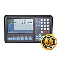 D80-2V двухкоординатное устройство цифровой индикации, фото 1