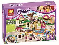 """Конструктор Bela 10160 (Аналог Lego Friends 41008)""""Городской бассейн"""" 423 деталей"""