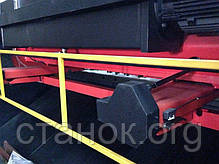 Yangli QC 12 K гидравлические пресс ножницы гильотина янгли кс, фото 2