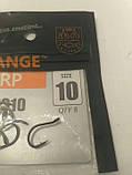 """Рибальські гачки ,,Orange carp"""" #10, фото 2"""