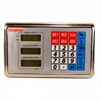 Электронное табло, голова для весов 300kg ACS G5, весы торговые, весы напольные, веса, ваги