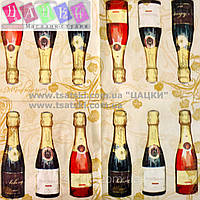 "Салфетка декупажная 33Х33см 13 ""Шампанские вина""(товар при заказе от 500грн)"