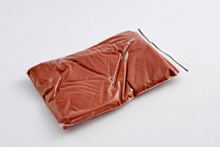 Мастика для обтяжки св.коричневая 1кг. Украина - 01158