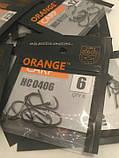 Коропові гачки Orange carp #6, фото 5