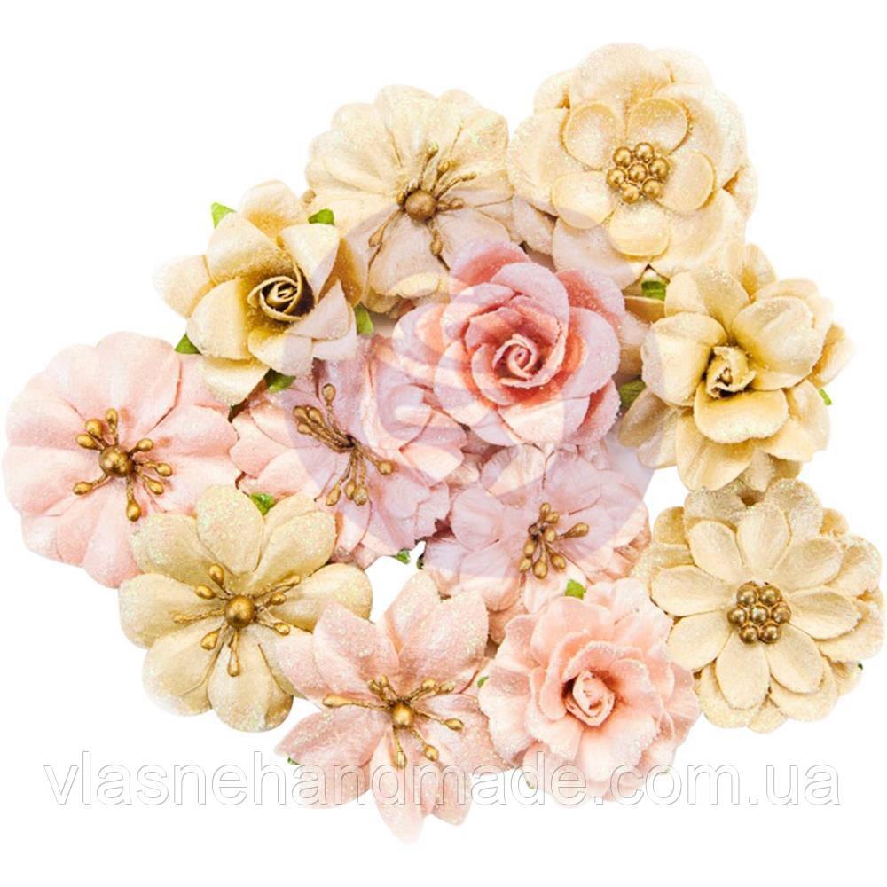 Квіти - Sprinkle & Sparkle - Santa Baby - Prima Marketing
