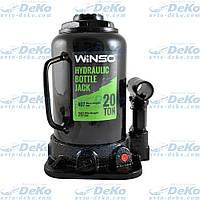 Домкрат бутылочный WINSO 172100 20т 217-407мм