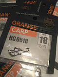 Рибальські гачки Orange carp # 18, фото 4