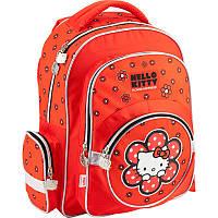 Школьный ортопедический рюкзак для девочки Kite Hello Kitty HK18-525S