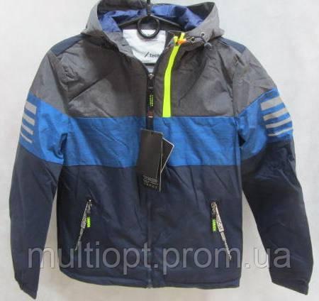 Куртка детская демисезонная 140-164