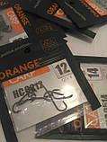 Рыболовные крючки Orange carp #12, фото 3