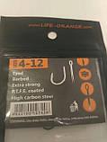 Рибальські гачки Orange carp #12, фото 2