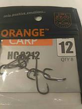 Рыболовные крючки Orange carp #12