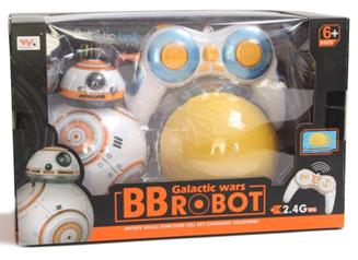 Робот BB 8 Sphero Дроид Звёздные войны/Star Wars (18 см)