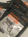 Коропові гачки Orange carp #8, фото 4