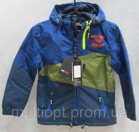 Куртка детская демисезонная 116-140