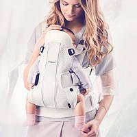 Рюкзак-кенгуру для переноски детей с рождения до 3х лет We Air Mesh, BABYBJÖRN
