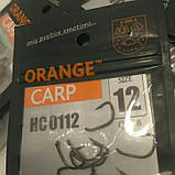 """Крючки для рыбалки ,,Orange carp"""" #12, фото 3"""
