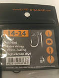 """Крючки для рыбалки ,,Orange carp"""" #12, фото 2"""