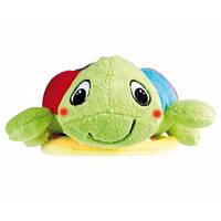 Игрушка плюшевая развивающая музыкальная Черепаха Canpol 68/019  , фото 1