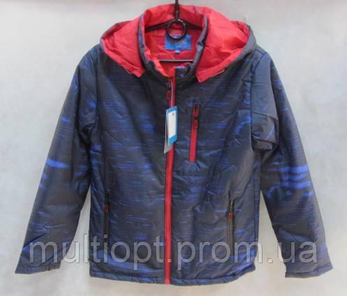 Куртка детская демисезонная 134-164