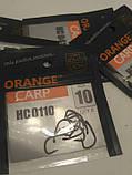 Гачки для риболовлі Orange carp #10, фото 4