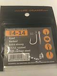 Гачки для риболовлі Orange carp # 14, фото 2