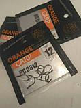 Рибальські гачки Orange carp # 12, фото 4