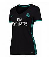 Женская футболка Реал Мадрид (выездная) сезон 2017-2018