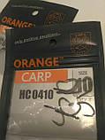 Гачки рибальські Orange carp # 10, фото 6