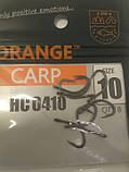 Гачки рибальські Orange carp # 10, фото 5