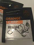 Рибальські гачки Orange carp #8, фото 4