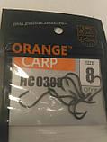 Рибальські гачки Orange carp #8, фото 3