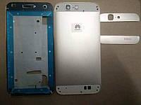 Корпус для смартфону Huawei Ascend G7 білого кольору
