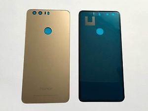 Задня панель корпуса для смартфону Huawei Honor 8 золотистого кольору