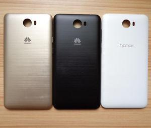 Задня кришка батареї для смартфону Huawei Y5 II білого кольору
