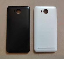 Задня кришка батареї для смартфону Huawei Y3 II білого кольору