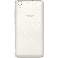 Задня кришка батареї для смартфону Huawei Y6 II білого кольору