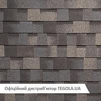 Итальянская ламинированная битумная черепица TEGOLA Master  Старый камень